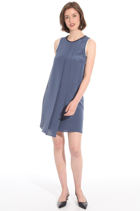 Crepe de chine dress Intrend