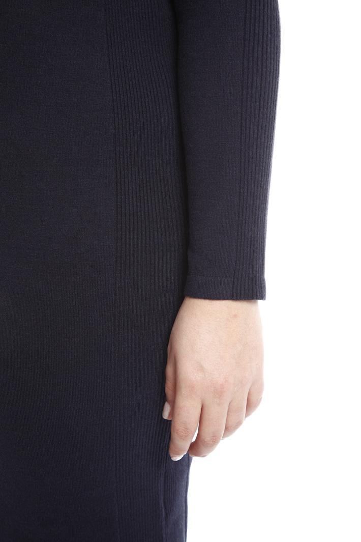 Abito in maglia di viscosa Diffusione Tessile