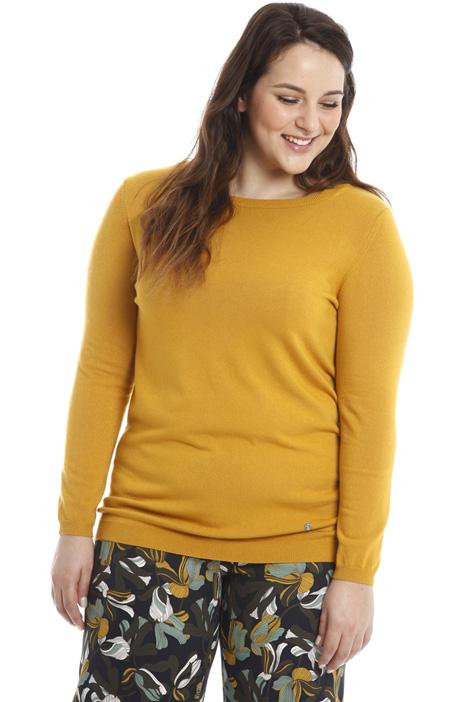 Stretch viscose sweater Diffusione Tessile
