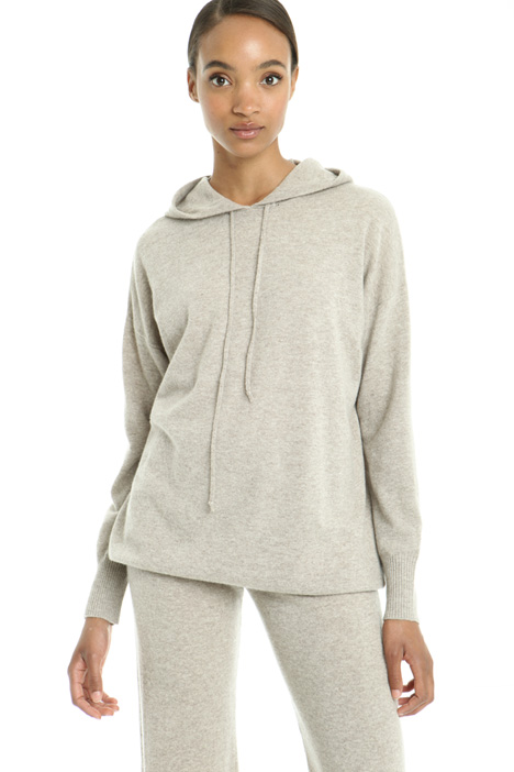 Hooded sweater Diffusione Tessile