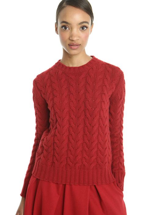 Maglia in cashmere e lana Diffusione Tessile
