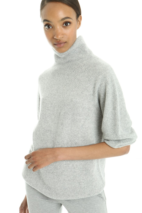 Maglia in lana e cashmere Diffusione Tessile