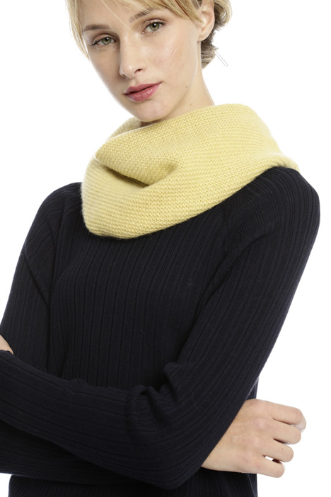 Collo in cashmere Diffusione Tessile