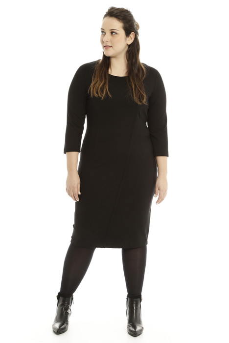 Fitted jersey dress Diffusione Tessile