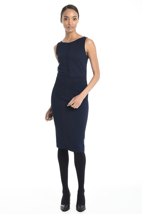 Fitted sheath dress Diffusione Tessile