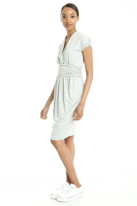 Viscose jersey dress Diffusione Tessile