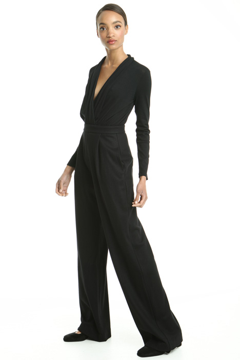 Virgin wool jumpsuit Diffusione Tessile