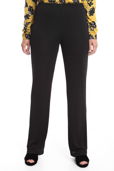 Pantalone fluido in jersey Diffusione Tessile