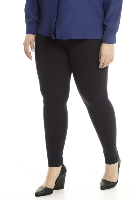 Leggings in compact jersey Intrend