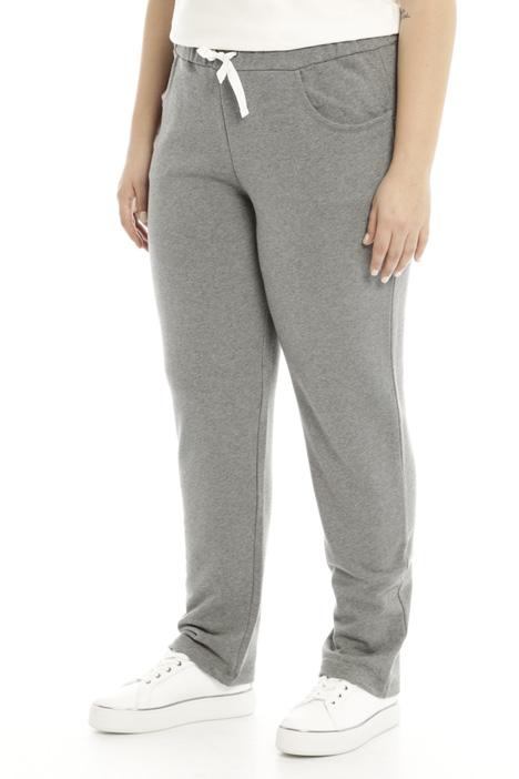 Pantalone jogging in felpa Diffusione Tessile