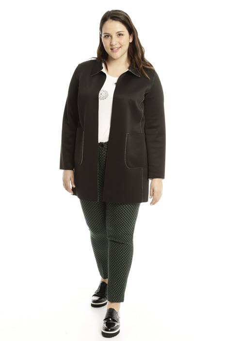 Double jersey jacket Diffusione Tessile