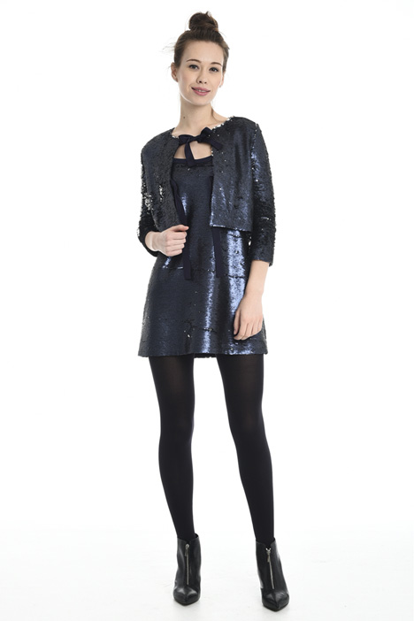 All-over sequin jacket Diffusione Tessile