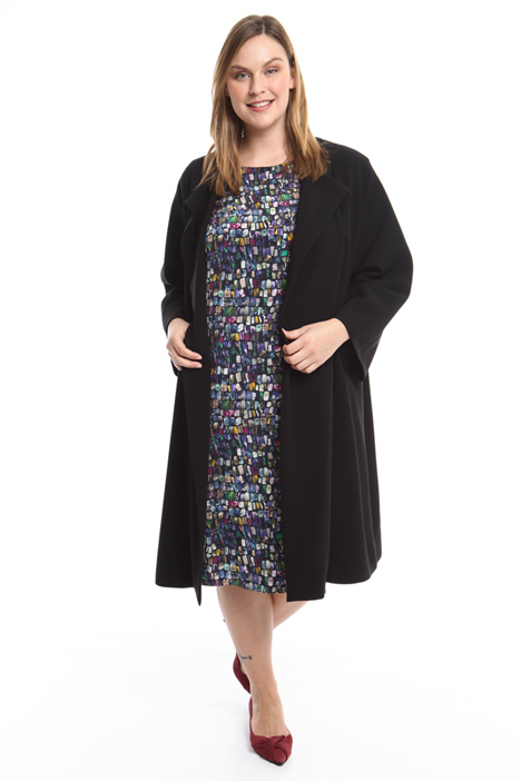 Triacetate duster coat Diffusione Tessile