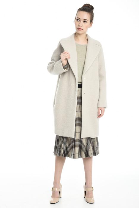 Mouflon coat Diffusione Tessile