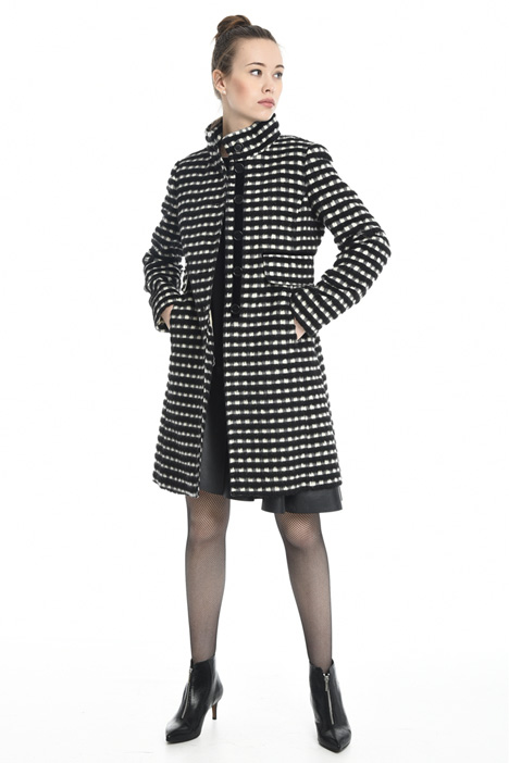 Wool blend coat Diffusione Tessile