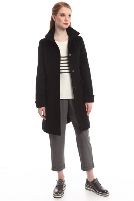 Cappotto in panno di lana Diffusione Tessile