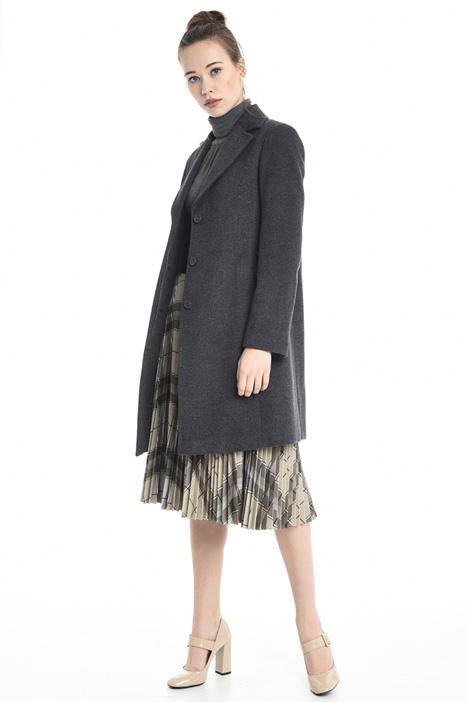 Wool felt coat Diffusione Tessile