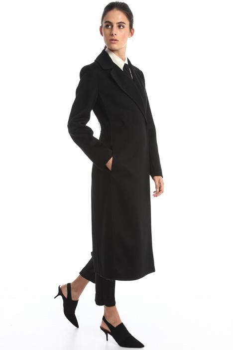Cappotto lungo in cashmere Diffusione Tessile
