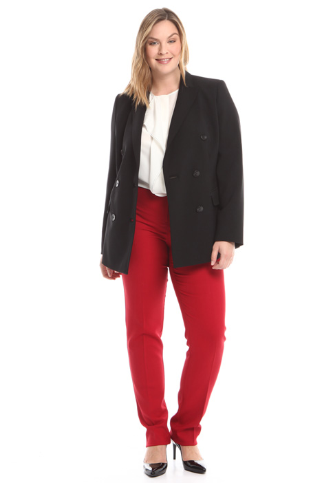 Double crepe wool blazer Intrend