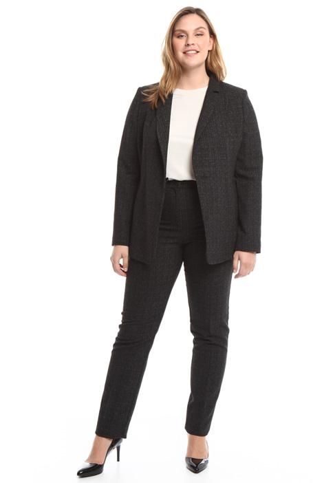 Jacquard blazer Diffusione Tessile