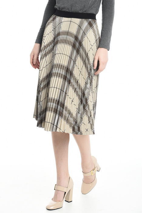Prince of Wales skirt Diffusione Tessile