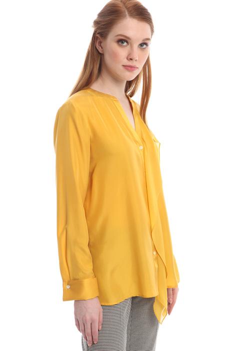 Flounced shirt Diffusione Tessile