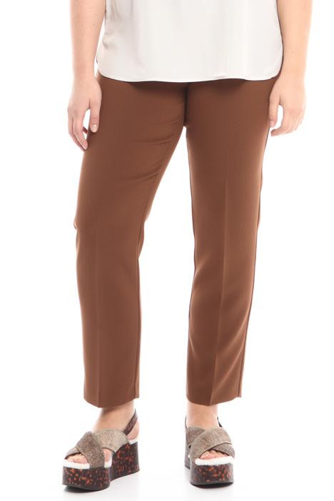 Pantalone dritto in cady Diffusione Tessile