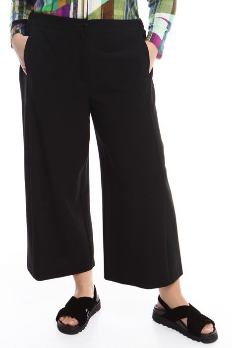 Pantalone ampio cropped  Diffusione Tessile
