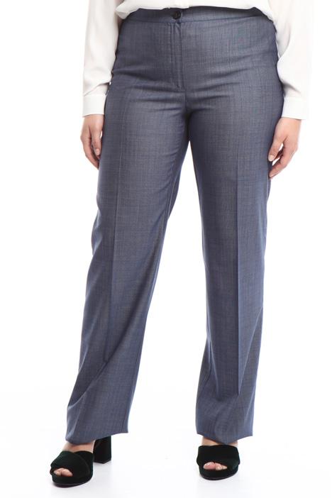 Pantalone tinto filo stretch Diffusione Tessile