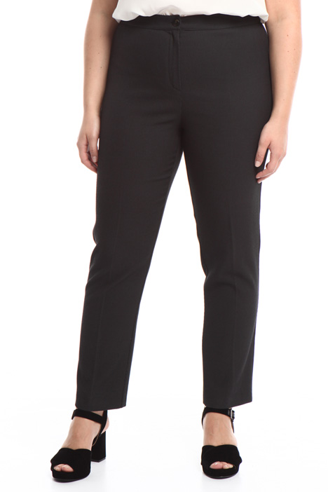 Stretch trousers in twill Intrend