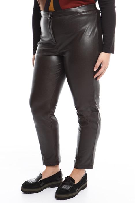 Pantalone in nappa stretch Diffusione Tessile
