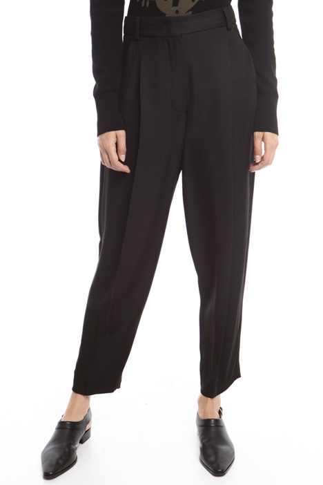 Pantaloni in twill pesante Diffusione Tessile