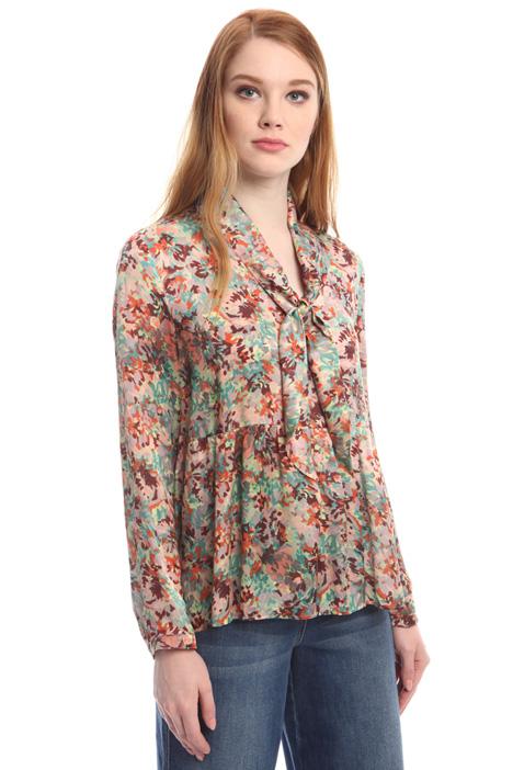 Satin blouse Diffusione Tessile