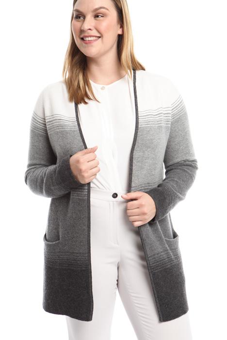 Pure cashmere cardigan Diffusione Tessile
