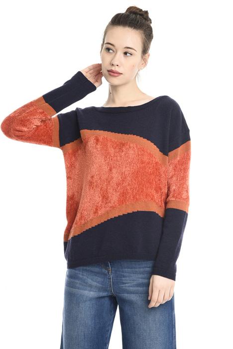 Maglia in pura lana Diffusione Tessile