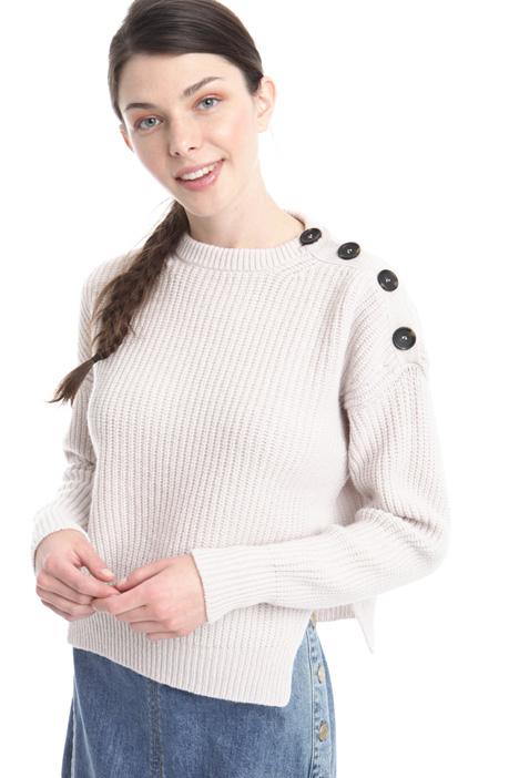 Maglia in lana vergine Diffusione Tessile