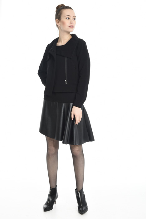 Milano stitch jersey jacket Diffusione Tessile