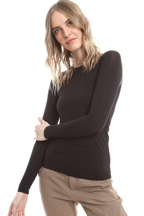 T-shirt a maniche lunghe Diffusione Tessile