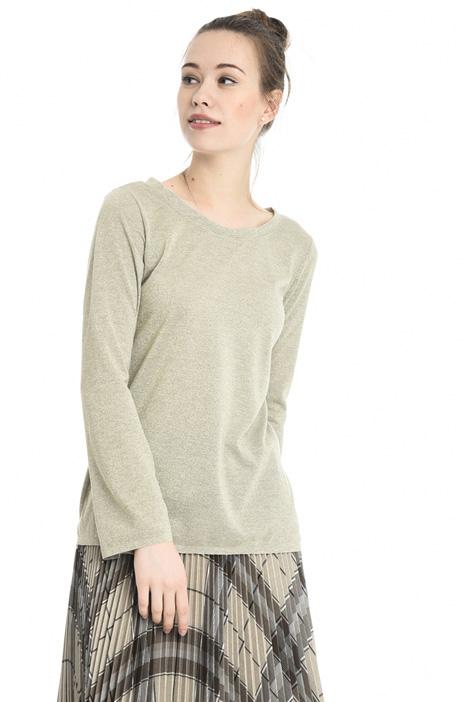 Lurex-T-shirt Diffusione Tessile