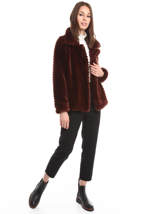 Faux-fur jacket Intrend