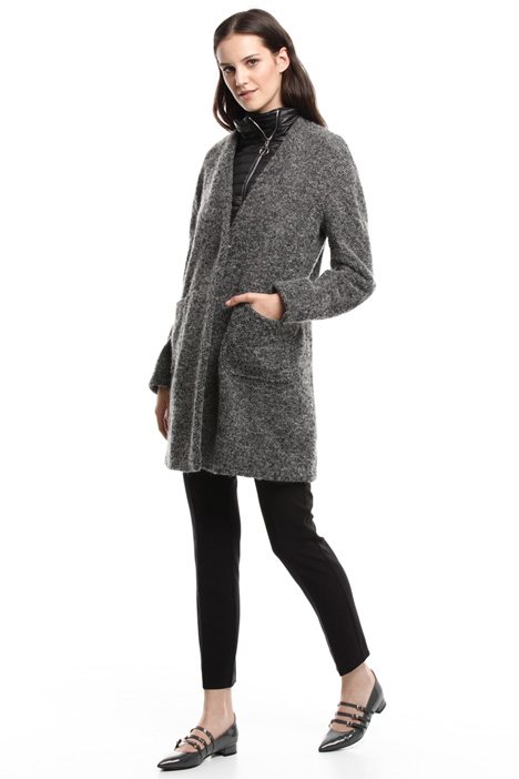 Padded insert coat Diffusione Tessile