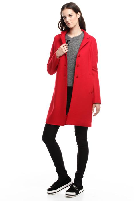 Wool felt jacket Diffusione Tessile