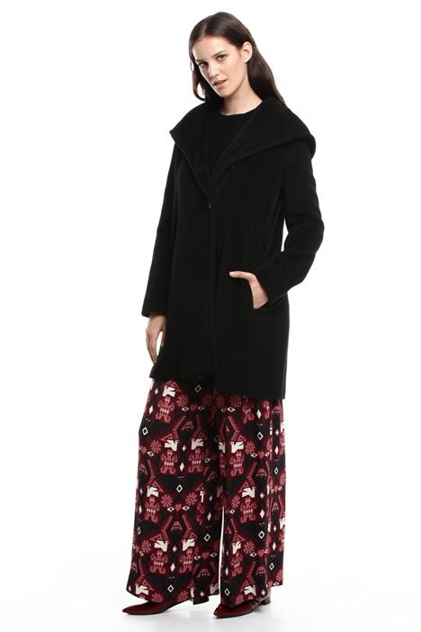 Wool beaver coat Diffusione Tessile
