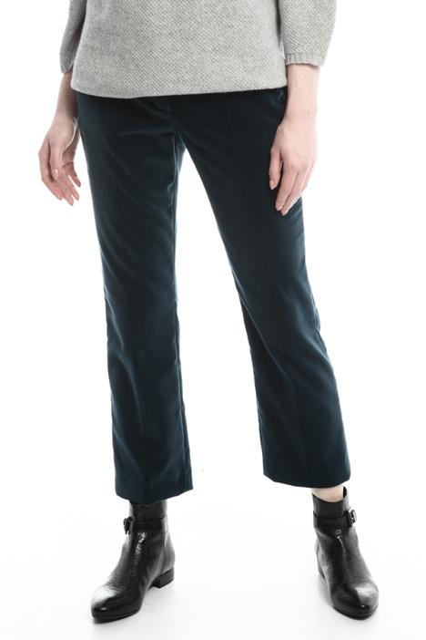 Straight-leg trousers Diffusione Tessile