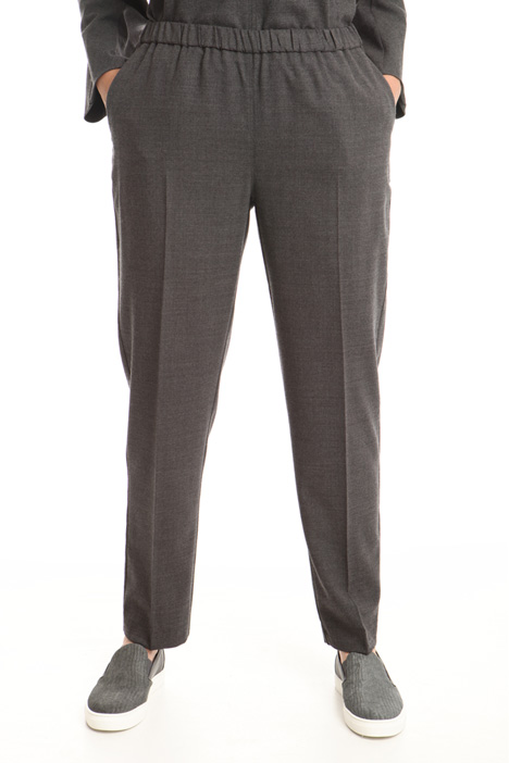 Lightweight wool trousers  Diffusione Tessile