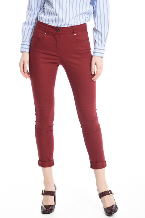 5-pockets skinny trousers Diffusione Tessile