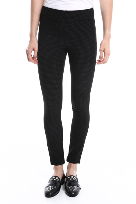 Leggings in jacquard stretch Diffusione Tessile