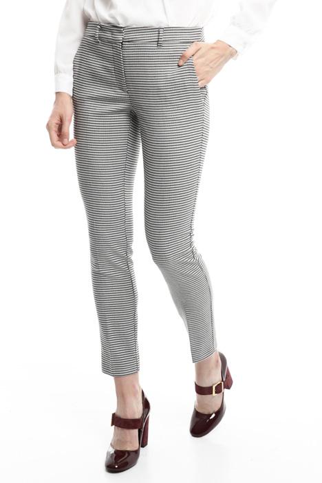 Pantalone in tinto filo Diffusione Tessile
