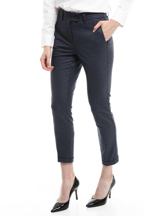 Pantalone stretch tinto filo Diffusione Tessile