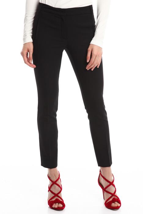 Pantalone stretch aderente Diffusione Tessile